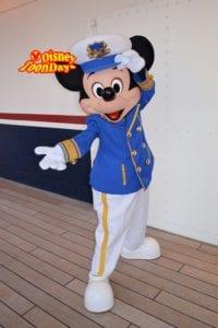 TDS ガイドツアー ディズニーマジックの海へ ミッキーマウス