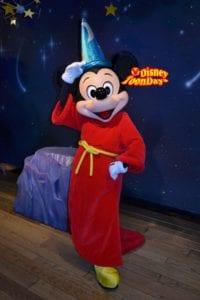 TDL ミッキーの家とミートミッキー ファンタジア ミッキーマウス