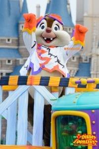 TDL ディズニー・ハロウィーン 2015 ハッピーハロウィーンハーベスト デール