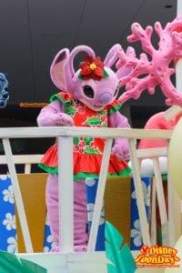 TDL クリスマス・ファンタジー 2015 ディズニー・クリスマス・ストーリーズ エンジェル