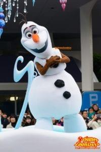 TDL クリスマス・ファンタジー 2015 ディズニー・クリスマス・ストーリーズ オラフ