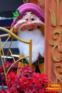 TDL クリスマス・ファンタジー 2015 ディズニー・クリスマス・ストーリーズ スリーピー