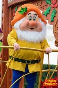 TDL クリスマス・ファンタジー 2015 ディズニー・クリスマス・ストーリーズ ドック