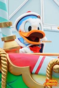TDL クリスマス・ファンタジー 2015 ディズニー・クリスマス・ストーリーズ ドナルドダック