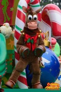 TDL クリスマス・ファンタジー 2015 ディズニー・クリスマス・ストーリーズ ブルズアイ