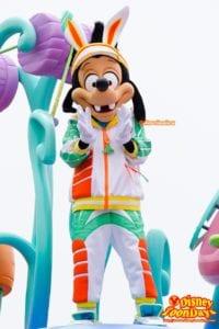 TDL ディズニー・イースター 2014 ヒッピティ・ホッピティ・スプリングタイム マックス