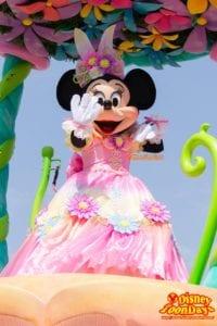 TDL ディズニー・イースター 2014 ヒッピティ・ホッピティ・スプリングタイム ミニーマウス