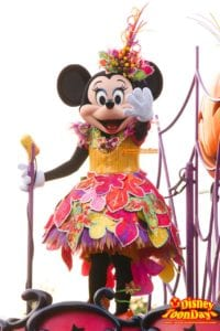 TDL ディズニー・ハロウィーン 2014 ハッピーハロウィーンハーベスト ミニーマウス