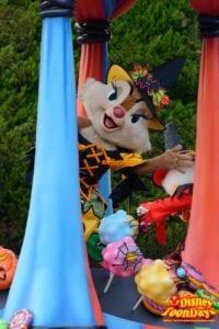 TDL ディズニー・ハロウィーン 2015 ハッピーハロウィーンハーベスト クラリス