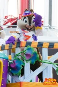 TDL ディズニー・ハロウィーン 2015 ハッピーハロウィーンハーベスト チップ