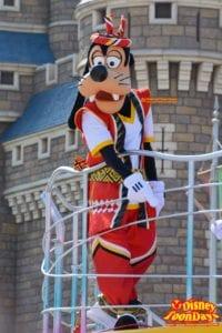 TDL ディズニー夏祭り 2015 おんどこどん グーフィー