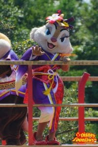 TDL ディズニー夏祭り 2015 雅涼群舞 クラリス