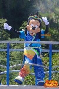 TDL ディズニー夏祭り 2015 雅涼群舞 マックス