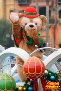 TDS クリスマス・ウィッシュ 2015 パーフェクト・クリスマス ダッフィー