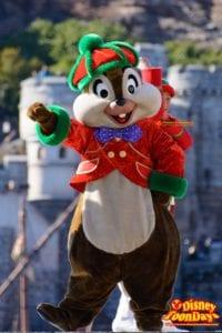 TDS クリスマス・ウィッシュ 2015 パーフェクト・クリスマス チップ