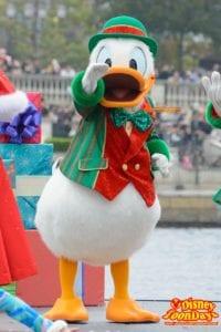 TDS クリスマス・ウィッシュ 2015 パーフェクト・クリスマス ドナルドダック