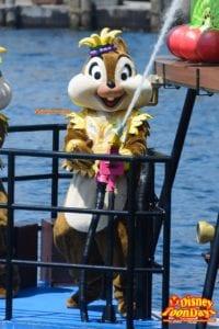 TDS ディズニー・サマーフェスティバル 2015  ミニーのトロピカルスプラッシュ チップ
