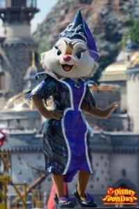 TDS ディズニー・ハロウィーン 2015 ザ・ヴィランズ・ワールド クラリス