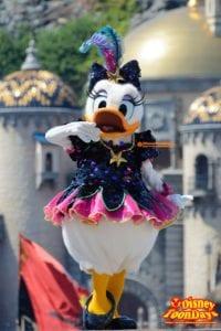 TDS ディズニー・ハロウィーン 2015 ザ・ヴィランズ・ワールド デイジーダック