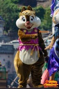 TDS ディズニー・ハロウィーン 2015 ザ・ヴィランズ・ワールド デール