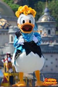 TDS ディズニー・ハロウィーン 2015 ザ・ヴィランズ・ワールド ドナルドダック