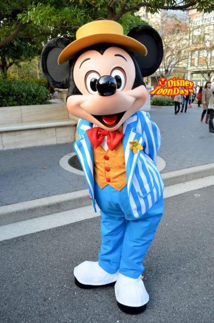 アメフロのミッキーマウス