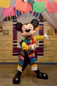 TDS ロストリバーデルタ ミゲルズエルドラドキャンティーナ ディズニーJCBカード キャラクターグリーティング ミッキーマウス