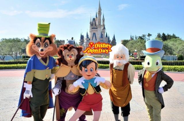 ピノキオの仲間たち