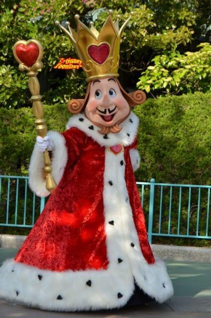 ハートの王