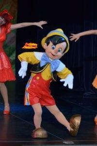 TDL トゥモローランド ショーベース ワンマンズドリームⅡ-ザ・マジック・リブズ・オン ピノキオ