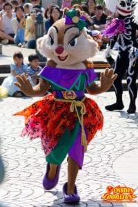 TDS ディズニー・ハロウィーン 2014 ウェルカム・スケルトン・フレンズ クラリス