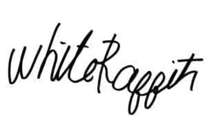 ホワイトラビット サイン