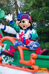 TDL クリスマス・ファンタジー 2013 ディズニー・サンタヴィレッジ・パレード マックス