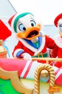 TDL クリスマス・ファンタジー 2015 ディズニー・クリスマス・ストーリーズ スクルージ・マクダック