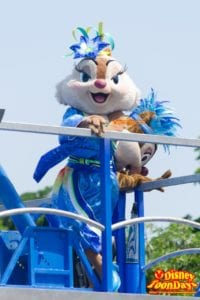 TDL ディズニー夏祭り 2014 雅涼群舞 クラリス