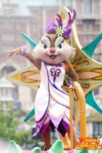 TDS ディズニー・サマーフェスティバル 2014 ミニーのトロピカルスプラッシュ クラリス