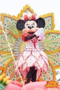 TDS ディズニー・サマーフェスティバル 2014 ミニーのトロピカルスプラッシュ ミニーマウス