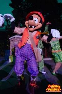 TDS ディズニー・ハロウィーン 2014 ニューヨーク・ハロウィーン・フォリーズ マックス