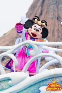TDS ディズニー七夕デイズ 2014 七夕グリーティング ミニーマウス