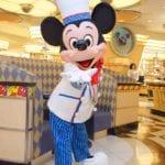 シェフミッキーのミッキーマウス