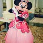 プリンセスデイズのミニーとグリーティング!「ミニーのプリティ・プリンセス・ブレックファスト」@ディズニーランドホテル