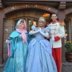 シンデレラと王子様と魔法使い