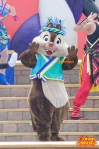 """TDL ディズニー夏祭り 2013 爽涼鼓舞""""THE ENBU"""" デール"""