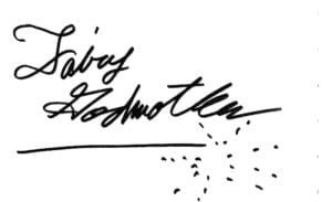 フェアリーゴッドマザー サイン