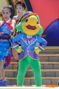 TDL ディズニー夏祭り 2013 爽涼鼓舞 ホセ・キャリオカ
