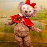 クリスマス衣装のシェリーメイ