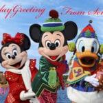 """東京ディズニーリゾートが一年で一番美しく輝くイベント""""クリスマス""""スタート"""