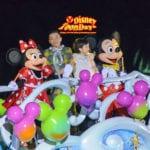 ディズニーチャンネル開局10周年記念東京ディズニーシープライベートイブニングパーティー スペシャルセレモニー