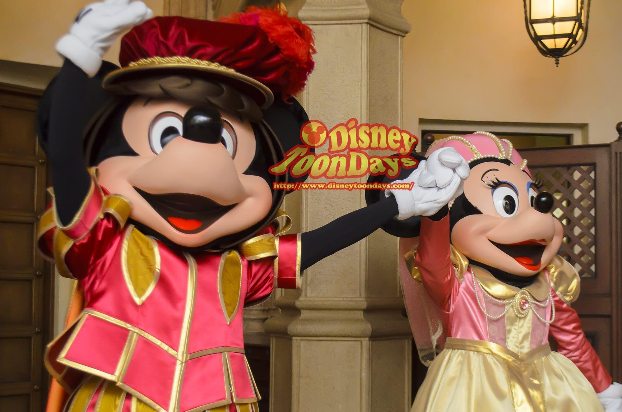 TDS バケーションパッケージ 1日10組限定!ディズニーの仲間たちとスウィーツなひとときを楽しむ2DAYS マゼランズ グリーティング ミッキーマウス ミニーマウス