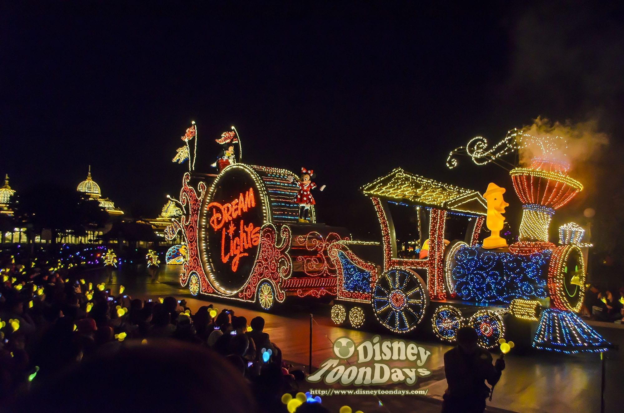 TDL ディズニーJCBカード5周年記念スペシャルナイトat東京ディズニーランド プライベートイブニングパーティー 東京ディズニーランド・エレクトリカルパレード・ドリームライツ ミッキーマウス ミニーマウス グーフィー
